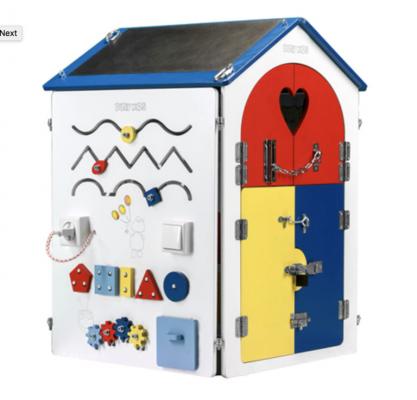 Детские домики для развития