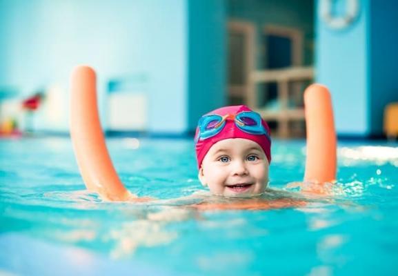 Секция плавания для детей