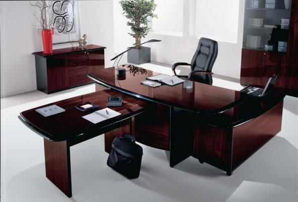 Формирование интерьера кабинета руководителя