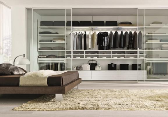 Встраиваемые шкафы на заказ: варианты, материалы, наполнение
