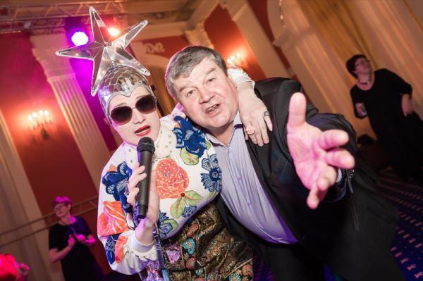 Что может профессиональный двойник на праздник в Москве?