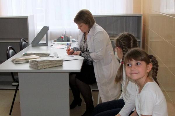 В России начнут готовить специалистов по школьной медицине