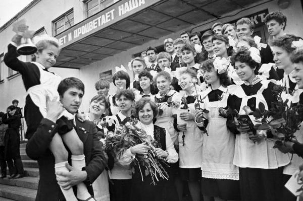 Восемь учебных заведений Ульяновска организовали движение «За советскую школу»