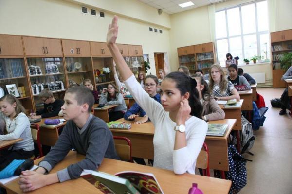 В финал первого в России конкурса «Успешная школа» вышли 20 команд