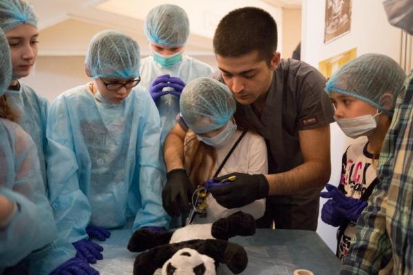 В Москве запустили новый проект для школьников, увлекающихся наукой