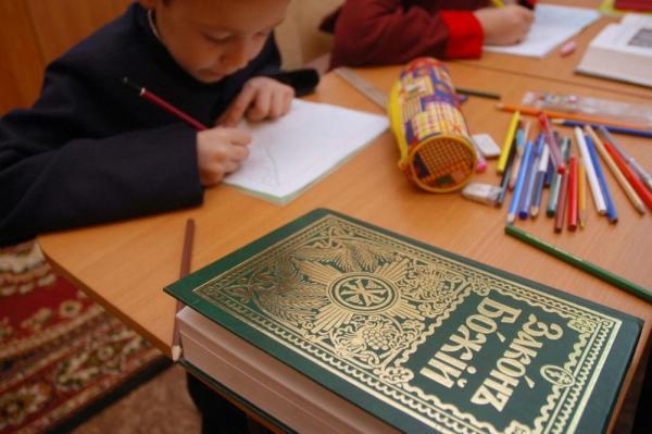 В школе 2065 Москвы из-за жалоб родителей сняли курс «Истоки»