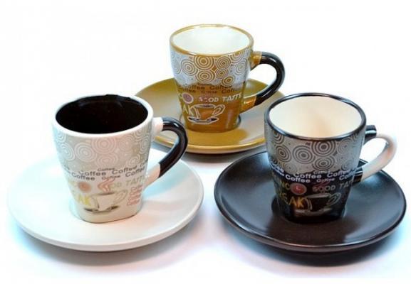 Столовые и чайно-кофейные сервизы