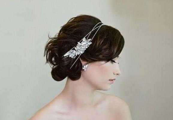 Заколка для волос для невесты