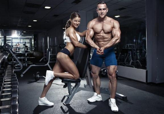 Спортивные продукты для роста мышц